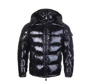 2021 moda tasarımcısı mal YENİ Erkekler Aşağı Ceket Aşağı Coats Mens Açık Kalın sıcak Tüy Man Kış Coat