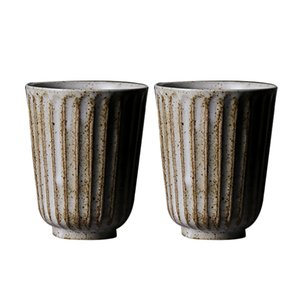 Japanese Tea Cup Ceramic Vintage Tea Bowl 150ml Master Water Cups Teacup Coffee Mug Container Kung Fu Teaware Drinkware Crafts