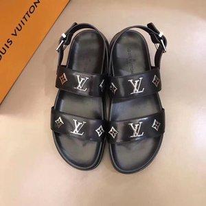 Модные Роскошные дизайнерские сандалии forward 2020 hot sale сандалии для мужчин и женщин дизайнерские плоские тапочки высокое качество цветочный принт Slipper22
