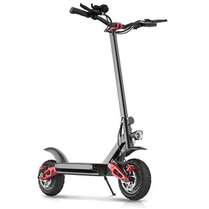 Hochwertige 10-Zoll-Reifen 60V 3600W Dual-Motor Elektro-Roller