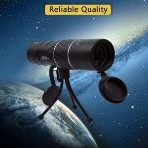 30X52 puissant télescope Monoculaires de vision nocturne avec support optique Len 100Mx8000M HD Hunting Professional Binocular