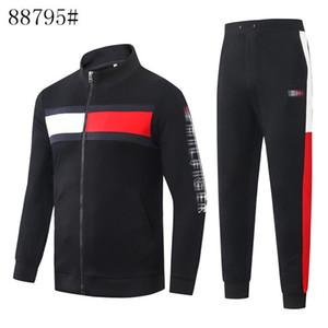 2020 hommes de chandail des hommes Survêtement sport costumes printemps capuche et tendance automne version coréenne impression Survêtements occasionnels