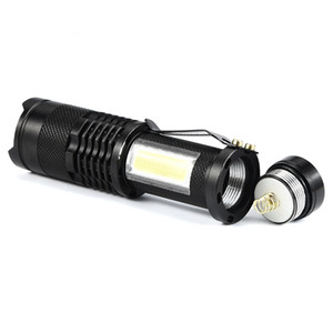 Yeni Desen Fener Sirius Göz Skywolfeyee62 Alüminyum Alaşım XPE + Cob Fener Işık Camp Lambası
