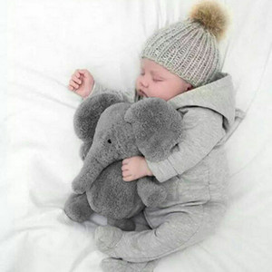 Elephant Soft Lovely Plush Toys Stuffed Animal Baby Kids Gift Animals Doll Hot Sale 2019 New