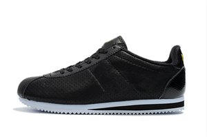 Новый дизайнер Zapatillas Hombre Cortez открытый кроссовки Cortez для мужчин и женщин Повседневная обувь Белая кожа мужские s