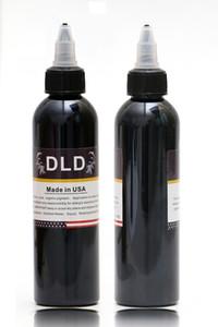 3 Bottle 2 Unzen Tattoo-Tinten-Pigment Set Kits Body Arts 60ml schwarz Professinal Schönheit Permanent Makesup Paints Zubehör