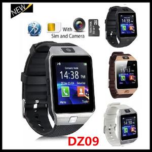 DZ09 SmartWatch Android GT08 U8 A1 de Samsung relojes inteligentes SIM reloj teléfono móvil inteligente puede registrar el estado del reloj inteligente del sueño