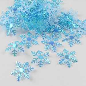 300pcs lot Snowflake Frozen Party Snowflake Christmas Decorations For Home Winter Decorations Wedding Party Decoration