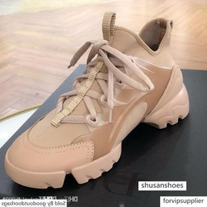 brang New D-CONNECT SNEAKER shoes ladies sneakers KCK222NGG_S10W _S12U _S900 top quality perfect craft size 35-40 with box