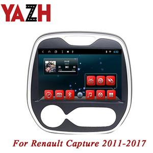 Радио Мультимедиа YAZH Android 8,1 8 Основные автомобилей для Renault Capture 2012 2013 2011 2014 2015 2016 2017 автомобиля DVD