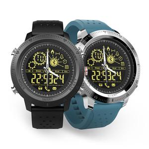 NX02 Pusula Akıllı spor takip saati Spor Aktivite Akıllı kol saati Bluetooth pedometre su geçirmez bilezik Android ıOS iPhone için