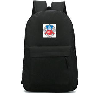 هيلسينجبورجس على ظهره HIF club day pack 1907 فريق كرة القدم حقيبة مدرسية Soccer packsack جودة حقيبة الظهر الرياضة المدرسية daypack