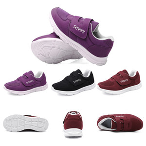 Non Brand fashion new women running shoes slip on walking jogging shoes sports trainers sneakers Homemade Brand Made in China size 39-44