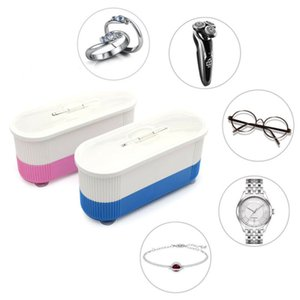 Fast ultrasónico de la lente de los vidrios limpiador de la joyería del reloj del anillo de la máquina de limpieza Limpiadores