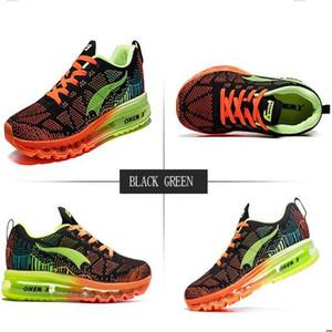 무료 배송 Onemix 새로운 무료 실행 야외 스포츠 신발을 실행 남성 통기성 스포츠 신발 여성 운동화 남성 스니커즈 남성
