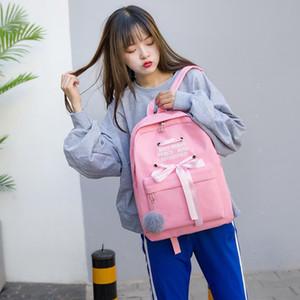 Designer-2019 nouvelle version sud-coréenne de sac en toile de sac à dos Voyage de loisirs de la mode sac à dos junior sacs étudiants du secondaire