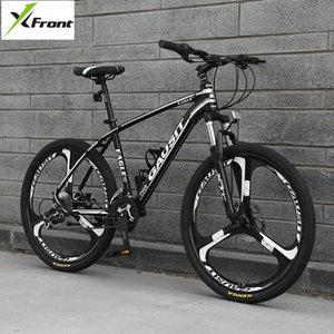 New Aluminum Alloy Frame 26 inch Wheel 24 27 30 Speed Hydraulic Disc Brake Mountain Bike Outdoor Sports Bicicleta MTB Bicycle