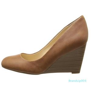 Fashion2019 Slope Simples Ae femmes Chaussures de haut avec Chaussures Femme Sandales