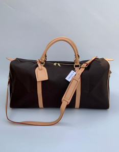 2020 Neue Mode Männer Frauen Reisetasche Duffle Bag, 2019 Gepäck Handtaschen Große Kapazität Sporttasche, Lieferung Schloss Tag 58 cm
