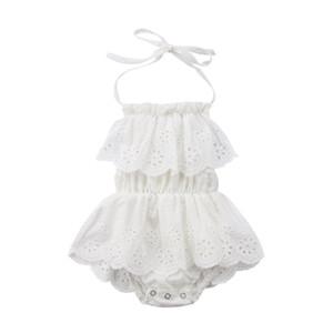 2018 FOCUSNORM Verão Bonito Recém-nascidos Infantis Meninas Do Bebê Camisasle Vestido Sem Mangas Roupas Outfit