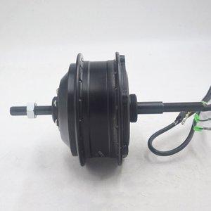 36V 48V 250W kit di conversione bici elettrica Hub bicicletta elettrica Parte di riciclaggio del motore e-Moto comando assale di sterzo DXF135 per il 26 / 27.5 rotella