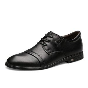 남성 편안한 신발 큰 크기 EUDILOVE 빈티지 스웨이드 가죽 남자 신발 옥스포드 캐주얼 클래식 스니커즈 37-45 * 8187