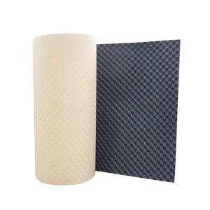 Cotton Heat Accesorios Interior 100 * 50cm papel de aluminio lámina de espuma de células cerradas aislamiento de algodón de coches Van insonorización