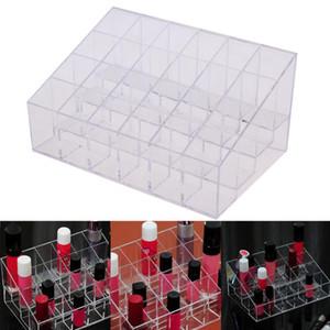 Acrylic Makeup Organizer Storage Box Cosmetic Box Lipstick Jewelry Case Holder Display Stand make up organizer