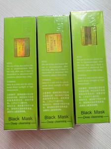В наличии BIOAQUA Черная Маска черная голова угорь для удаления акне лечение глубокое очищение Очищение усадочные поры маска для лица