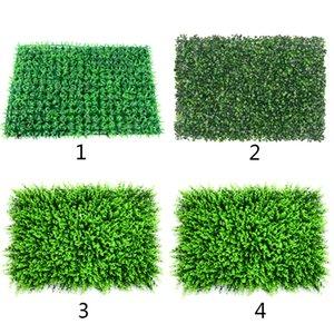 40x60 cm Decoração de Casamento Grama Verde Planta Artificial Gramados Paisagem Tapete para Casa Jardim Decoração Da Parede Grama Falsa