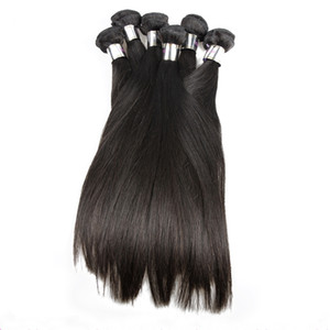 BeautyStarQuality Silky Soft Virgin Brazilian Straight Wave Peruvian Loose Curly Body Wavy Unprocessed Human Hair Weft