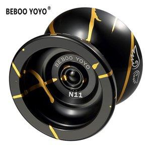 Йойо Профессиональный Йойо Бал Yo Yo йойо Высокое качество металла Йойо Классические игрушки Diabolo Волшебный подарок для детей N11 1A 2A 3A 5A T200116