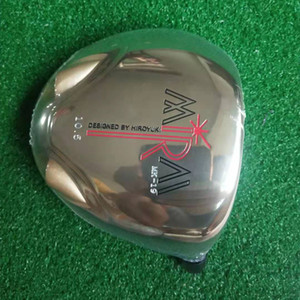 MIRAI MK-19 Driver Head 10.5 Degree Designed By Hiroyuki Brand Golf Clubs Drivers (Price is only head, without shaft and grip) Accessories