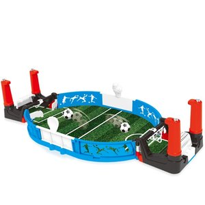 Finger Soccer Table Game Table Children's Competitive Soccer Toys Two-Player Puzzle Board Game Skiing BIB Pants