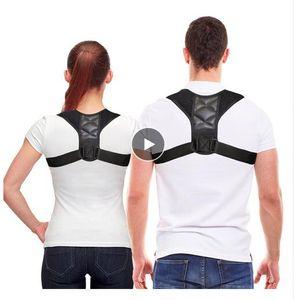 Medical Clavicle Posture Corrector Adulte Enfants Back Support Ceinture Corset posture Ceinture Orthopédique Brace Shoulder Correct