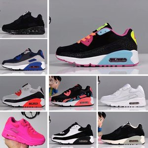 New Children's Athletic Shoes Presto Kids Running shoes Black white Baby Infant Sneaker Children sports shoes girls boys Youth Trainer