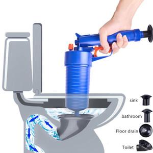 ousehold Nettoyage des produits chimiques de débouchage Nouveau manuel puissant à haute pression Sink Plongeur Accueil Air Blaster Pompe de vidange / Gun / Cleaner / ouvreur ...