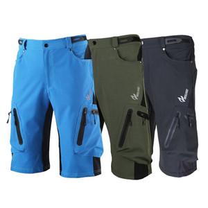 Baggy Shorts vélo vélo Pantalons Outdoor Pantalons Pantalons Shorts Camping Randonnée Respirant Loose Fit sport Sport pantalons