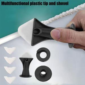 Canto Joint Sealant Grout Removedor de Silicone raspador calafetagem raspador Kit de Ferramentas para canto Selante Ferramenta de Mão Limpeza