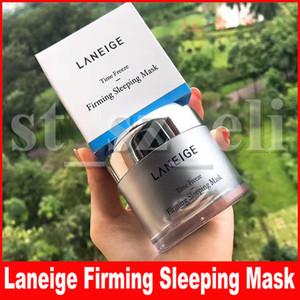 Laneige congelar el tiempo reafirmante máscara para dormir Cuidado Facial Cuidado de la piel facial máscara 60ml