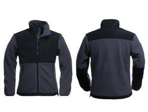 Mode-heißer Verkauf Nordherren Denali Apex Bionic Jacken Outdoor Casual Softshell Warme Wasserdichte Winddicht Atmungsaktiv Skigesicht Mantel Männer