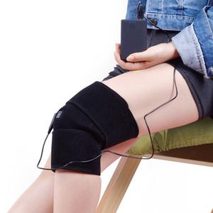 Knee Brace 1pcs riscaldata Magnet infrarossi Wrap supporto per massaggi Cramps artrite recupero Terapia del dolore al ginocchio Riabilitazione