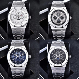 2019 new Luxury Watch Royal 다기능 시계 Special Men Stainless Steel Band 자동 기계식 Men 망 Watch 시계
