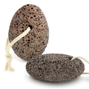 Dead Skin Remover Bimsstein Fußpflege Fuß SPA Natürliche Vulkan Fußmassagegerät Stein Pediküre Werkzeuge RRA768