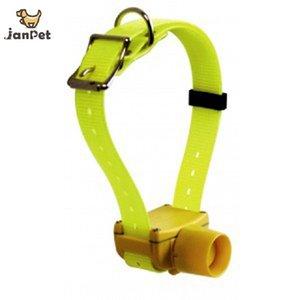 El color amarillo de caza collar de perro collar de entrenamiento zumbador prueba de agua para pequeñas medianas grandes perros Y200515