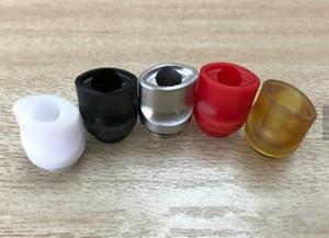 E-Zigaretten Ecigs Vaporizer 510 Drip Tip Epoxidharz Drip Tips Ultem Pfeife vape Mundstück Harztropfspitzen 510 Mundstück