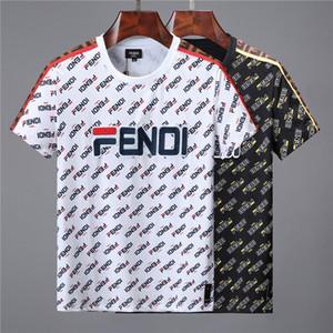 2018 Eté Homme T-shirts de grande taille T-shirt à manches courtes T-shirt en coton imprimé T-shirt Vêtements Homme Design S-5XL 22