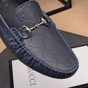 and black flat Mens comfortable Fashionable, casual Classic Doug shoes