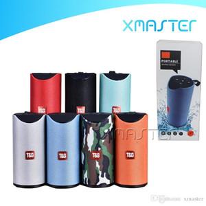 Altoparlanti TG 113 Bluetooth Stereo 3D antipolvere impermeabile Altoparlante portatile Outdoor Speaker TF di sostegno con confezione di vendita xmaster