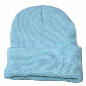 Unisex Slouchy Knitting Beanie Hip Hop Cap Warm Winter Ski hats & caps men winter hats for women bonnet femme gorras para hombre